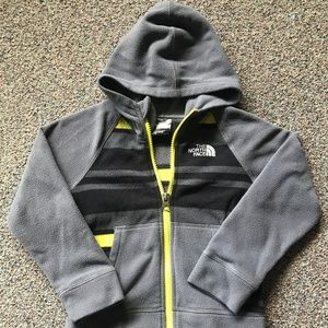 The North Face Fleece Zip Up Jacket BOTH 3T and 4T